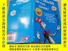 二手書博民逛書店dr罕見seuss on the loose 蘇斯醫生逍遙法外Y200392