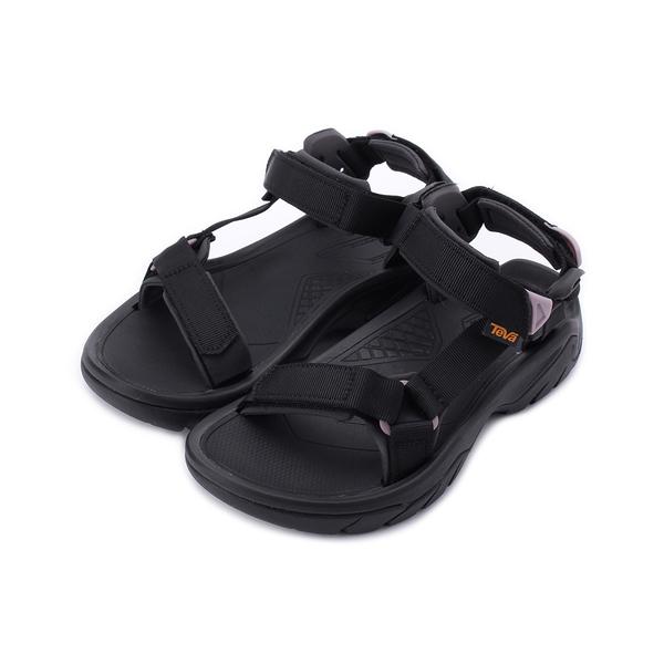 TEVA TERRA FI 5 UNIVERSAL 織帶涼鞋 黑 TV1099443BLK 女鞋