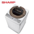 [SHARP 夏普]12公斤 無孔槽變頻洗衣機 ES-ASF12T
