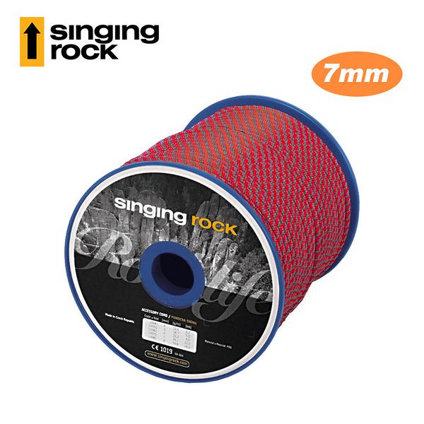 Singing Rock 7mm輔助繩 Accessory Cord L0071 (1公尺) / 城市綠洲(捷克品牌.多用途.繩索)