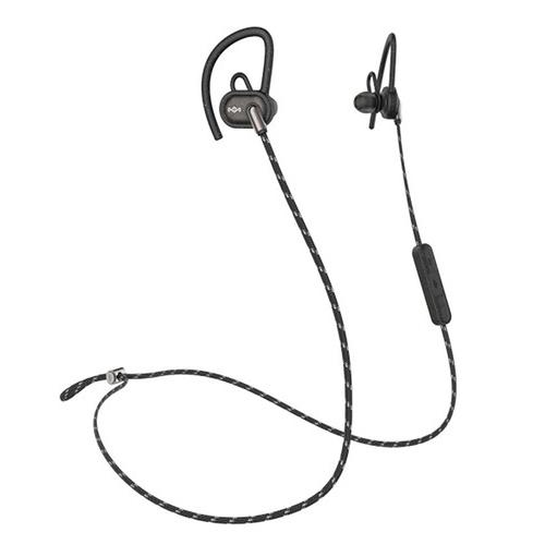 Marley Uprise 藍牙運動耳機 經典黑