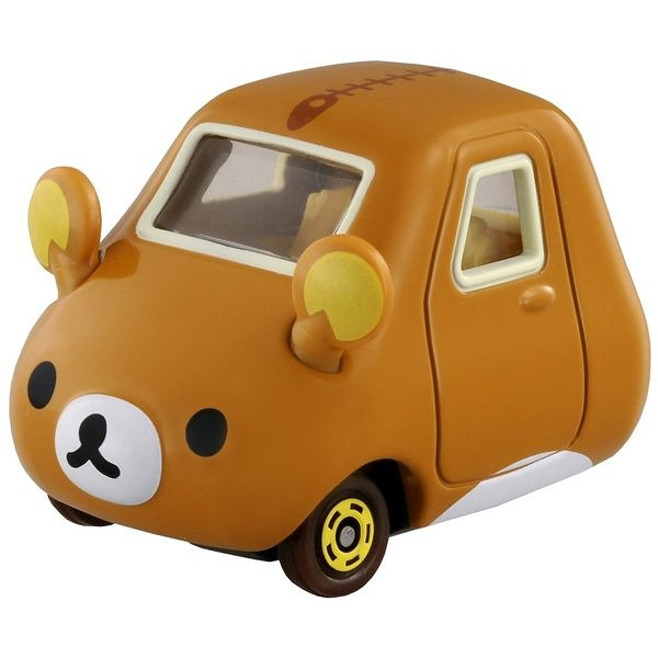 《TOMICA》夢幻小汽車 TM 155 拉拉熊三輪車   /  JOYBUS玩具百貨