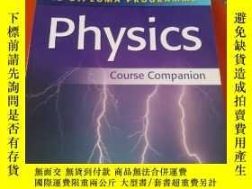 二手書博民逛書店Physics罕見Course CompanionY234405