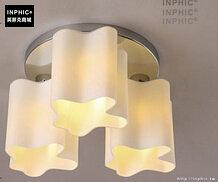 INPHIC- 日式貝殼方塊雲朵吸頂燈現代簡約兒童房客廳北歐創意臥室燈-D款_S197C