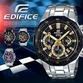 【人文行旅】EDIFICE   EFR-554D-1A9VUDF 沉穩時尚賽車錶
