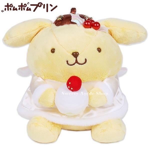 日本限定 布丁狗  Angel Christmas 天使聖誕 玩偶娃娃