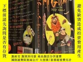 二手書博民逛書店mr罕見gum and the secret hideout 古姆先生和 秘密藏身處..,,Y200392
