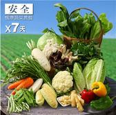 楓康安全蔬菜12週套餐~免運費★加贈一週