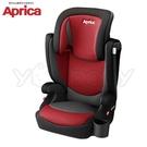 愛普力卡 Aprica AirRide 成長型輔助汽車安全座椅/汽座 掌舵手-赤木紅