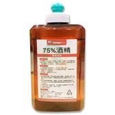 PowerRES 75%酒精 環境清潔 450ml【瑞昌藥局】017025