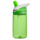 美國 CAMELBAK 兒童吸管運動水瓶/水壺/水杯 (400ml) 草綠