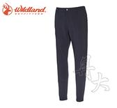 丹大戶外用品 【荒野Wildland】女彈性輕薄九分窄口褲 0A71323-95