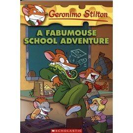 【老鼠記者】#38 : A FABUMOUSE SCHOOL ADVENTURE
