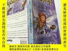二手書博民逛書店goosebumps罕見why i m afraid of bees;我為什麽害怕蜜蜂Y200392