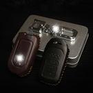 HONDA 本田 CRV FIT Odyssey CR-V CIVIC汽車 鑰匙 皮套 鑰匙包 真皮 手工縫線
