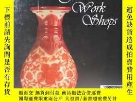 二手書博民逛書店【罕見】Treasures of Chinese Glass W