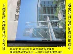 二手書博民逛書店MODERN罕見Architect POS-A.C 韓文英文對照