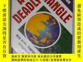 二手書博民逛書店英文原版罕見Asia s Deadly Triangle by