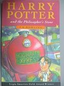 【書寶二手書T3/原文小說_C3X】Harry Potter and the Philosopher s Stone_J. K. Rowling