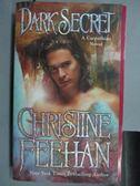 【書寶二手書T5/原文小說_IMM】Dark Secret_Christine Feehan