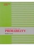 二手書博民逛書店 《Introduction to Probability》 R2Y ISBN:9861541411│HaroldJ.Larson