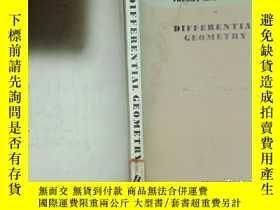二手書博民逛書店diffrential罕見geometryY12498 fowl