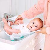 嬰兒洗屁屁神器寶寶洗屁股新生兒用品0-1歲多功能洗pp浴盆可坐躺【叢林之家】