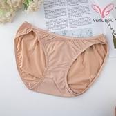 【玉如阿姨】焦糖奇諾內褲。超低腰 三角 無痕 性感 內褲 專區任兩件5折 台灣製。※R94