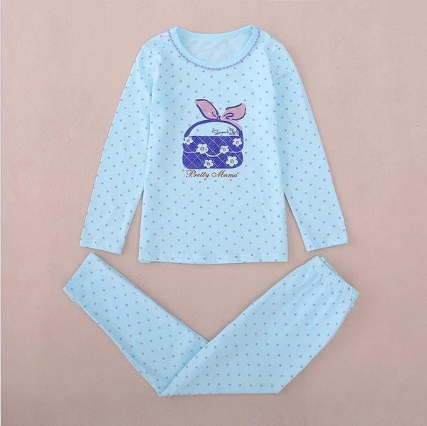 衣童趣♥女童 甜美可愛 睡衣套裝多樣式 居家睡衣 甜美款 上衣+褲子 兩件式睡衣