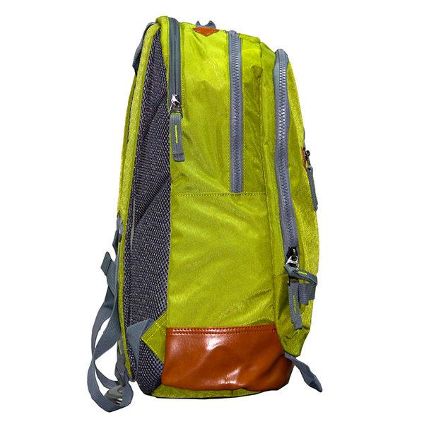 PROTEST 男 後背包 (螢光綠) BAG