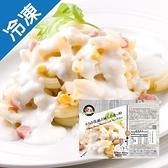 金品卡加利乳酪火腿玉米通心粉280g【愛買冷凍】