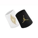 NIKE 吸汗 籃球腕帶 護腕 JORDAN JUMPMAN X WINGS 運動腕帶 J0003598092OS