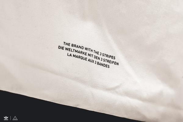 ISNEAKERS Adidas 黑白雙色 托特包 帆布袋 手提肩背 三葉草DQ3166 BQ7569