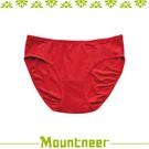 【Mountneer 山林 女 透氣三角內褲《紅色》】11K80-37/透氣內褲/排汗內褲/三角褲