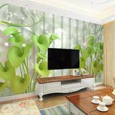 店長推薦▶影視墻裝飾客廳簡約現代時尚3d墻紙8d壁畫5d立體電視機背景墻壁紙