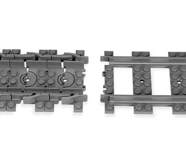 樂高積木LEGO 城市系列 7499 靈活的軌道 Flexible Tracks