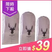 PEVA加厚型衣物防塵收納套(1入) 尺寸可選 【小三美日】款式隨機出貨 原價$59