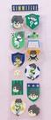 【震撼精品百貨】GIMMEFIVE Sanrio 足球/棒球小子三麗鷗~貼紙『綠』*46802