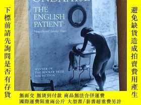 二手書博民逛書店The罕見English Patient [英國病人]Y2616
