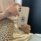 手機殼 立體透明小熊維尼適用11ProMax手機殼iPhone8/7Plus蘋果12/Xs軟XR【快速出貨八折搶購】