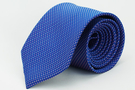 【Alpaca】藍色粉點領帶