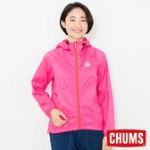 CHUMS 日本 女 Ladybug 防風外套 桃粉 CH141075R018