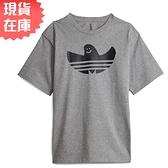 【現貨】Adidas SHMOOFOIL 男裝 女裝 短袖 休閒 聯名 幽靈 精靈 棉質 灰【運動世界】GL9956
