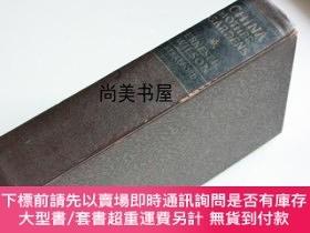 二手書博民逛書店【罕見】929年出版《中國: 園林之母》China: Mother of Gardens (37)Y16322
