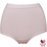 【華歌爾】新伴蒂-S型 高腰M-3L機能內褲兩件組(柔粉紅)(未滿3件恕無法出貨,不可退換貨)