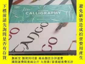 二手書博民逛書店Mastering罕見Calligraphy: The Complete Guide to Hand Letter