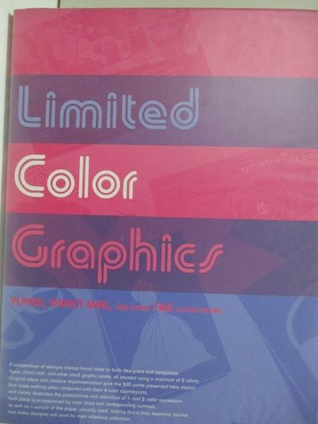 【書寶二手書T2/設計_KOZ】Limited color graphics : flyers, direct mail, and other 1 & 2 color design