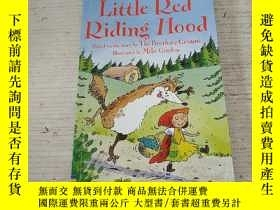 二手書博民逛書店Little罕見Red Riding Hood:小紅帽(外文)Y