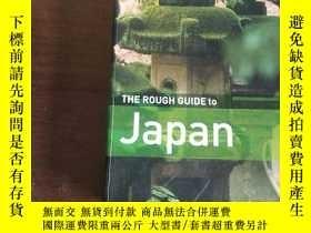 二手書博民逛書店The罕見Rough Guide to Japan, Third