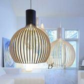 吊燈北歐簡約現代創意設計鐵藝吧台餐廳店鋪吊燈美式復古大氣臥室燈具【限量85折】